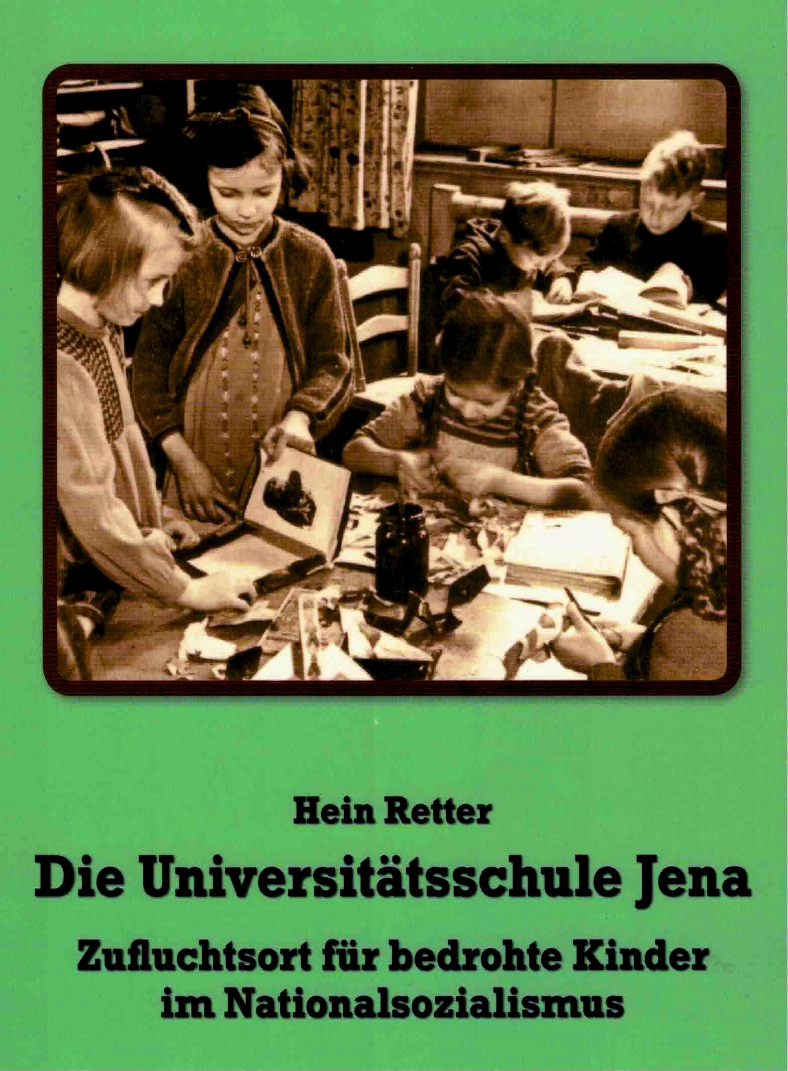 Figure 4: Hein Retter (2010) – Cover picture of the book.
